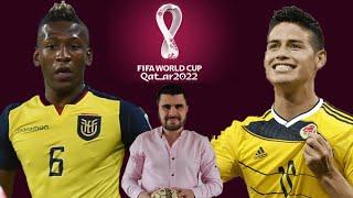 Ecuador vs Colombia | Eliminatorias al Mundial 2022 | Análisis Previo de Juan Felipe Cadavid