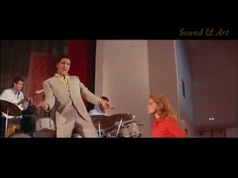 'C'mon Everybody'   Elvis Presley and Ann-Margret