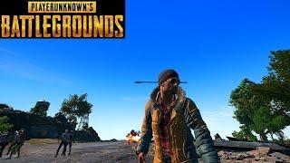 PUBG Flare gun event- Playerunknowns Battlegrounds - Live Stream PC