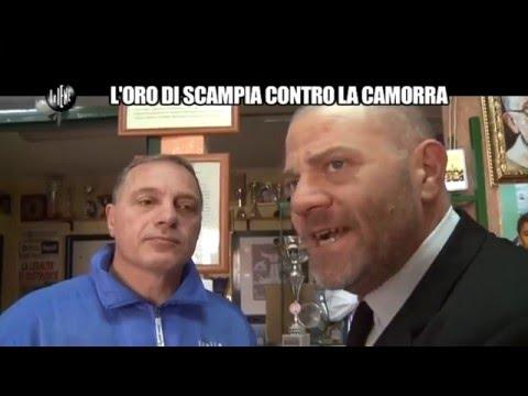 El recorrido en el Judo Maddaloni en Scampia [Napoles] - Subtitulado en español