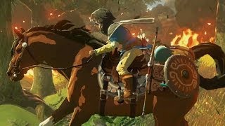 The Legend of Zelda Wii U - Rewind Theater - E3 2014