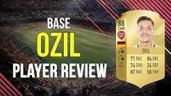 FIFA 18 MESUT OZIL (88) PLAYER REVIEW