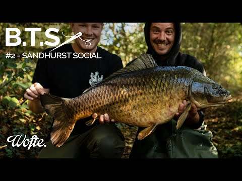 WOFTE | Between The Seams #2 - Sandhurst Social - Carp Fishing