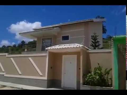 Lindas fachadas de casas youtube Planos de casas lindas