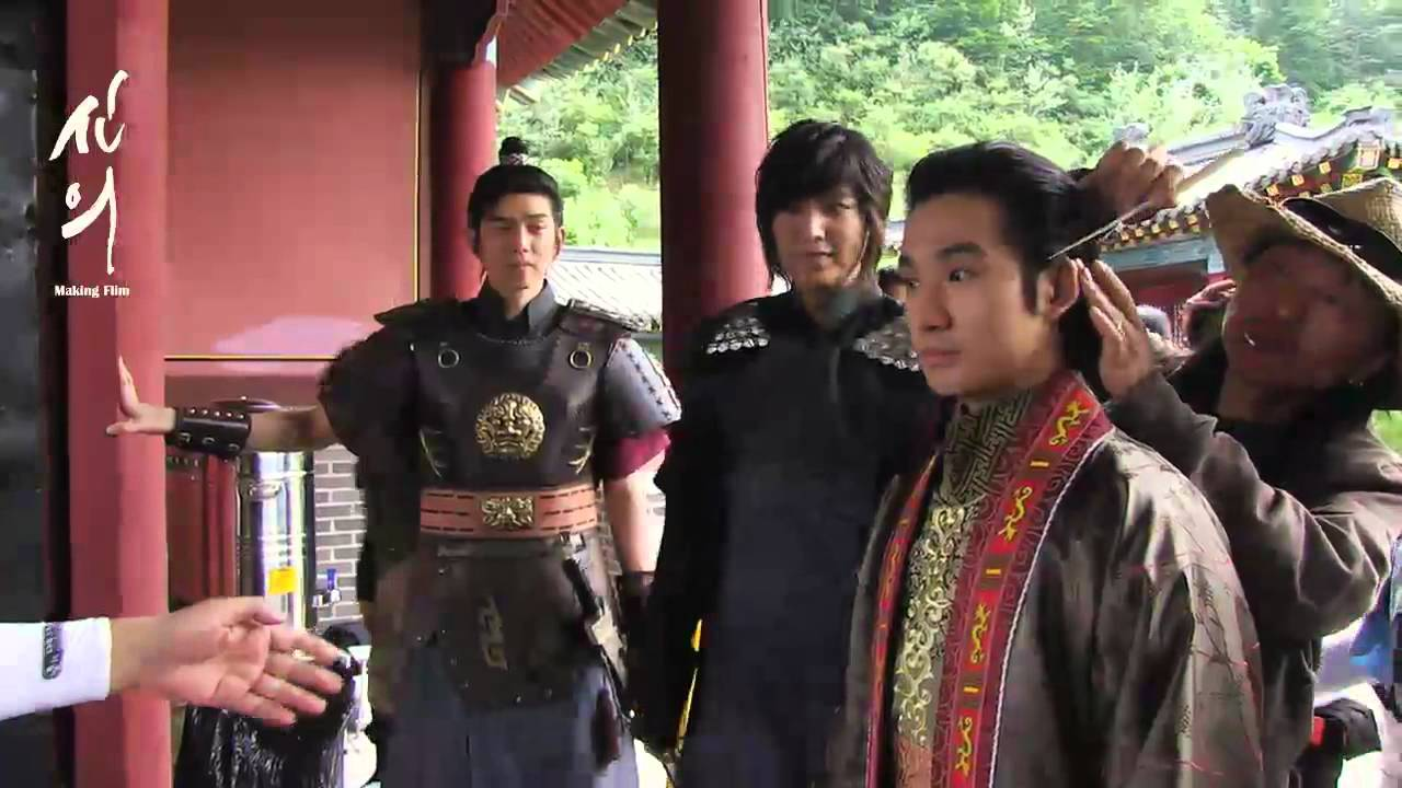 """Download Lee Min Ho - """"The Faith Behind The Scene 28.07.2012"""