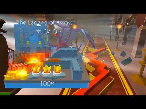 Dancing Line - The Legend of Assassin