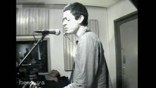 """A.A. Bondy - """"Slow Parade"""" - HearYa Live Session 11/21/09"""