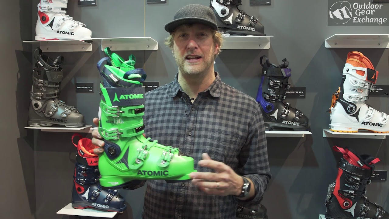 Atomic Hawx Ultra Men s and Women s Ski Boot Preview - YouTube 2ebfa3c72
