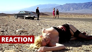 DEATH VALLEY (2015) Official Trailer Reaction and Review