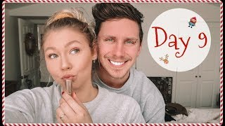 VLOGMAS DAY 9 // Husband Picks Wife's Outfit!