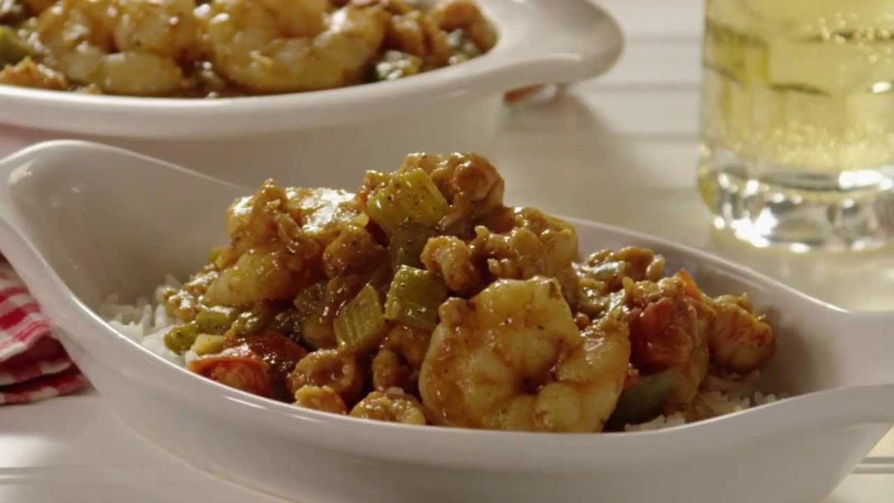Mardi Gras Recipes - How to Make Etouffe