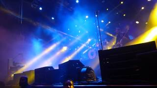 THE RISING TIDE, THE KILLERS live at teh Borgata in AC on 6-20-15