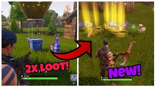 Fortnite Glitches Season 5 (New) 2x Loot Glitch *Get double loot* PS4/Xbox one 2018