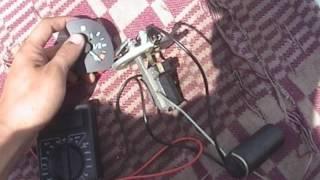 Улучшение указателя топлива на приборке 'Владимирская'