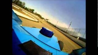 My Ken Schrader Modified Driving Experience 4-17-2011.wmv