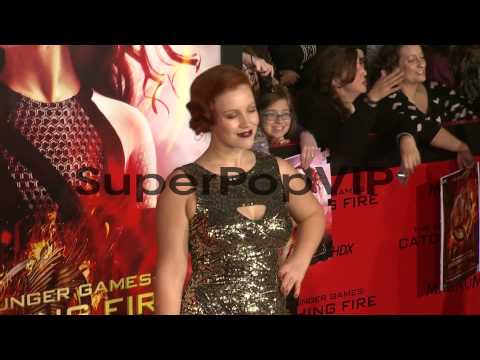 Bruce Bundy at 'The Hunger Games: Catching Fire' Los Ange...