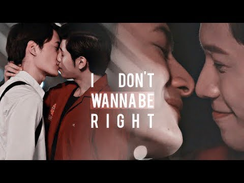 Kongpob ✘ Arthit ► If Our Love Is Wrong [BL]