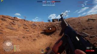 Battlefield 1 ULTRA Settings FPS Test GTX 970 & i5 4460