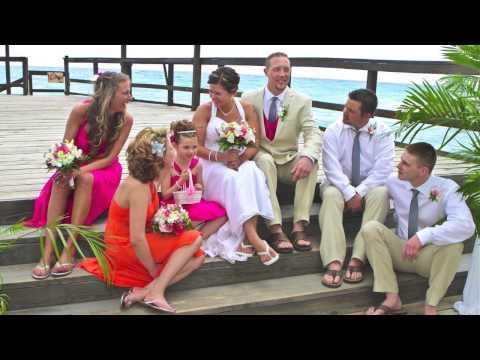 Shannon & Ben Wedding in Jamaica