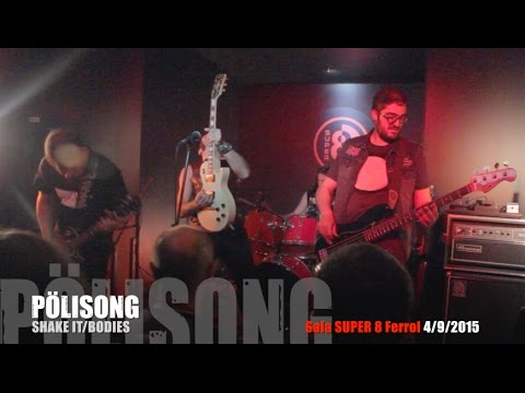 P lisong shake it bodies sala super 8 ferrol 4 9 2015 for Sala super 8 ferrol