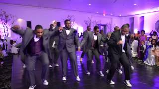 Repeat youtube video DLOW SHUFFLE WEDDING SURPRISE