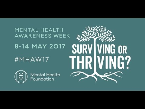 Mental Health Awareness 2017