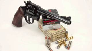 Shooting Classic Double Action Revolvers.mov