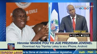 Kolonèl Rebu mande pou yo MARE Prezidan Jovenel prese prese! A pati de Lundi, gen gwo problèm!