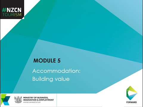 NZCN Module 5 Accomodation