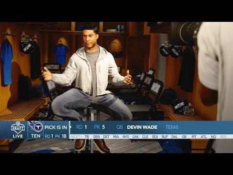 Madden 18 Longshot Walkthrough - NFL Draft Ep.8 (Final Episode)