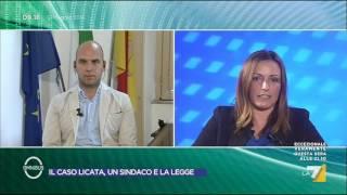 Caso Licata, Borgonzoni (Lega Nord): Solidarietà al sindaco senza se e senza ma