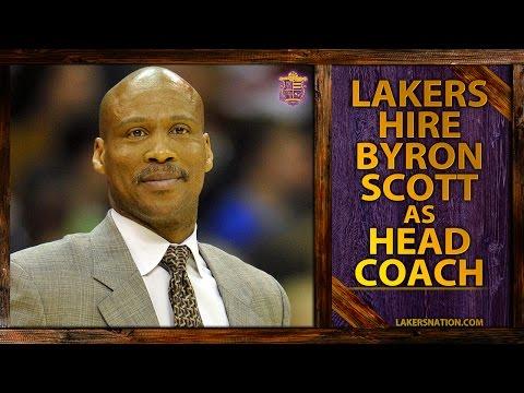 BREAKING: Lakers Hire Byron Scott As New Head Coach