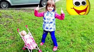 Фото Boo Boo Story From Milana  Ребёнок как мама лечит бэби борн