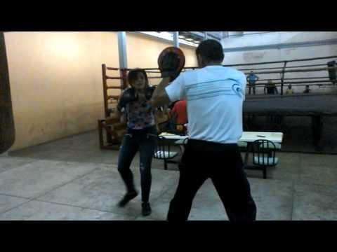 Engels Pedroza- boxeador Venezolano
