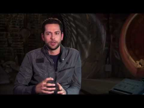 Heroes Reborn Interview - Zachary Levi