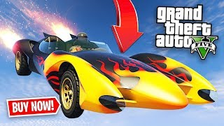 BEST CAR EVER!! New $5,000,000 Scramjet Spending Spree!! (GTA 5 Online New Update)
