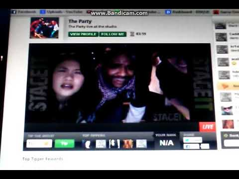 THE PARTY REUNION  DEEDEE, CHASEN, ALBERT  DAMON:  STAGEIT  CHAT S 13 MARCH 2013