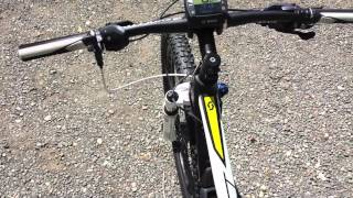 Scott E Aspect 720 920 2015 Power Assisted Electric Mountain Bike 29