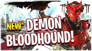 The FULL SEND Weapon Combo!! - *NEW Bloodhound Skin (Apex Legends PS4)