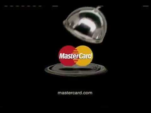 MasterCard  Hotel Room Service Piggy Commercial 2001