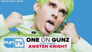 "Awsten Knight: Interviewed Next to a Street Fight, Says ""Turbulent"" NOT Best New Album Song 