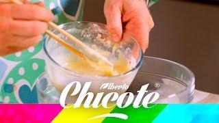 ¿Cómo hacer Tempura? Alberto Chicote