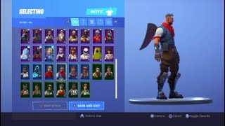 Free! Stack Fortnite account🔥[Giveaway] Read description.