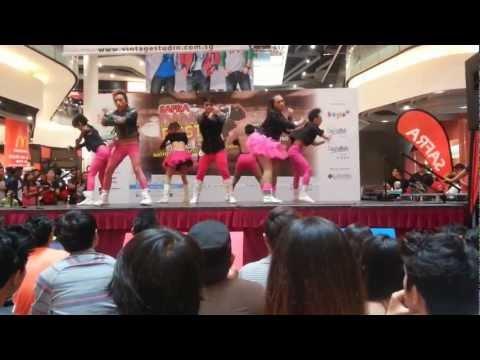 Dirt Boyz - SAFRA Dance Fiesta 2013 (Qualifying Round)
