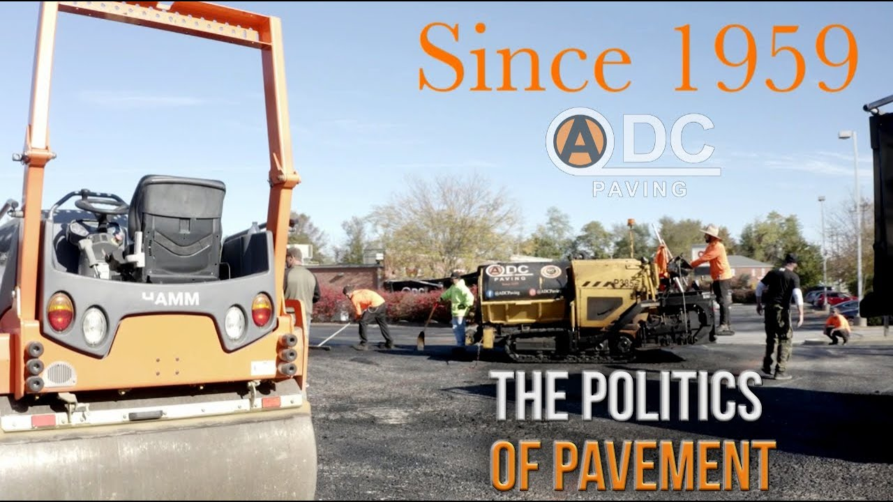 The Politics of Pavement