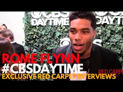 Rome Flynn ed at the CBS Daytime 1 For 30 Years Paley Center Exhibit Party