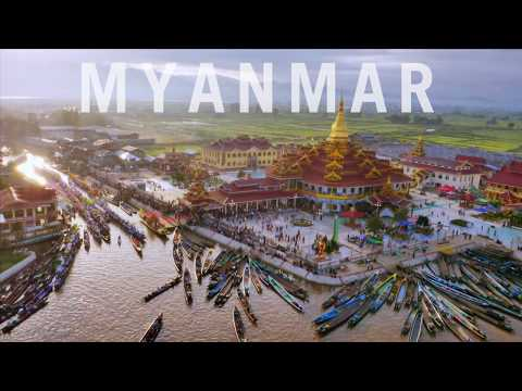 Flying over Myanmar | Drone The Globe | Travel + Leisure Mp3