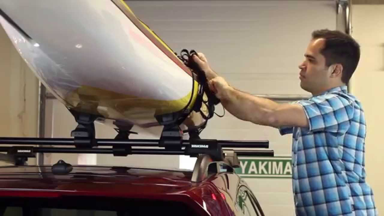 Yakima Deckhand Kayak Rack