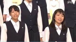 Nコン2015 島根県立松江北高等学校 「混声合唱アルバム「虹を見つけた ...