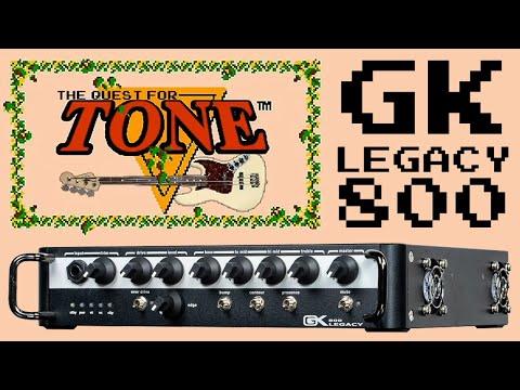GK Legacy 800